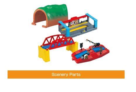 Scenery Parts