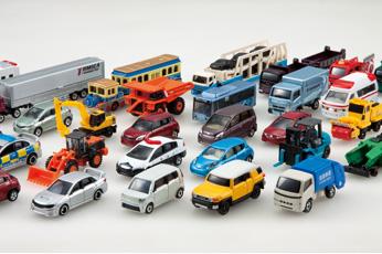 Tomica Diecast Cars