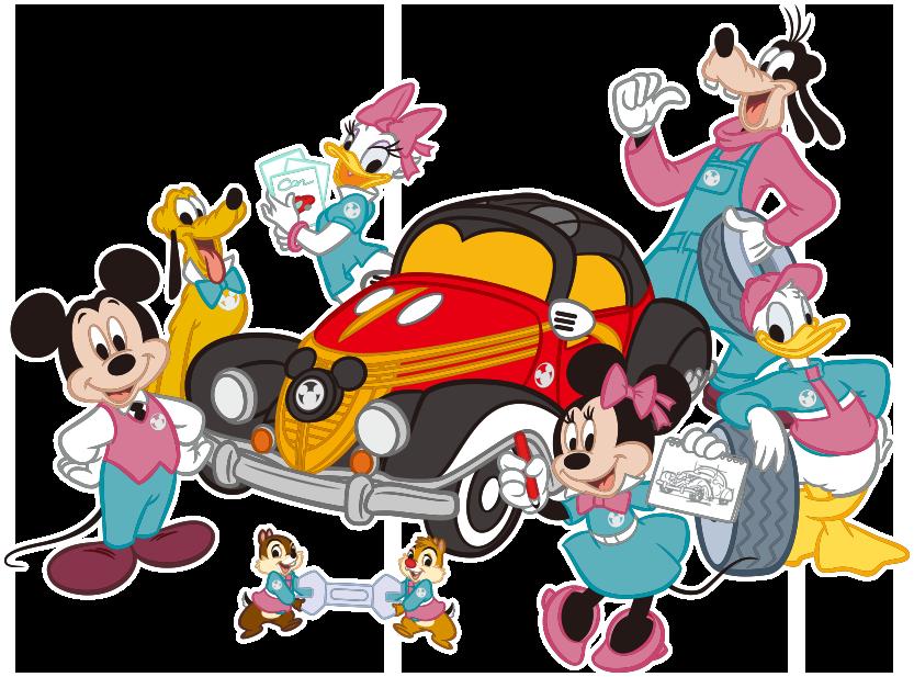 ディズニーモータース10周年記念サイト ディズニーモータース Disney Motors 商品情報 ディズニーのおもちゃ タカラトミー