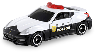 NO.61 Nissan Fairlady Z NISMO patrol car