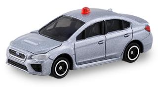 No.2 スバル WRX S4 覆面パトロールカー