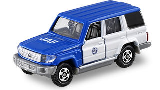 No44 トヨタ ランドクルーザー JAFロードサービスカー