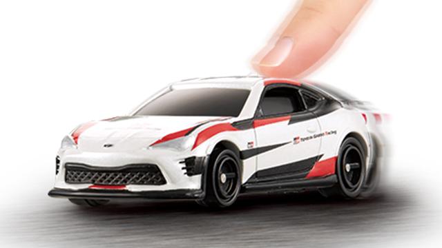 トミカ4D トヨタ 86GR TOYOTA GAZOO Racing Color ver.