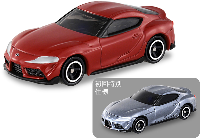 Tomica June 2019 – September 2019 Release Dates – Toyota ...