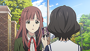 「Lostorage conflated WIXOSS」1話 アニメ画像
