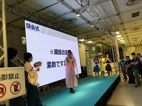 WIXOSS七夕まつり 会場画像2