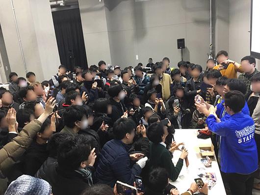 「WIXOSS CUP 2018 東京」画像5