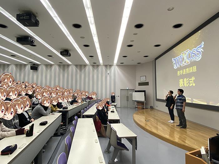 日本工学院×WIXOSS 学生課題 結果発表!